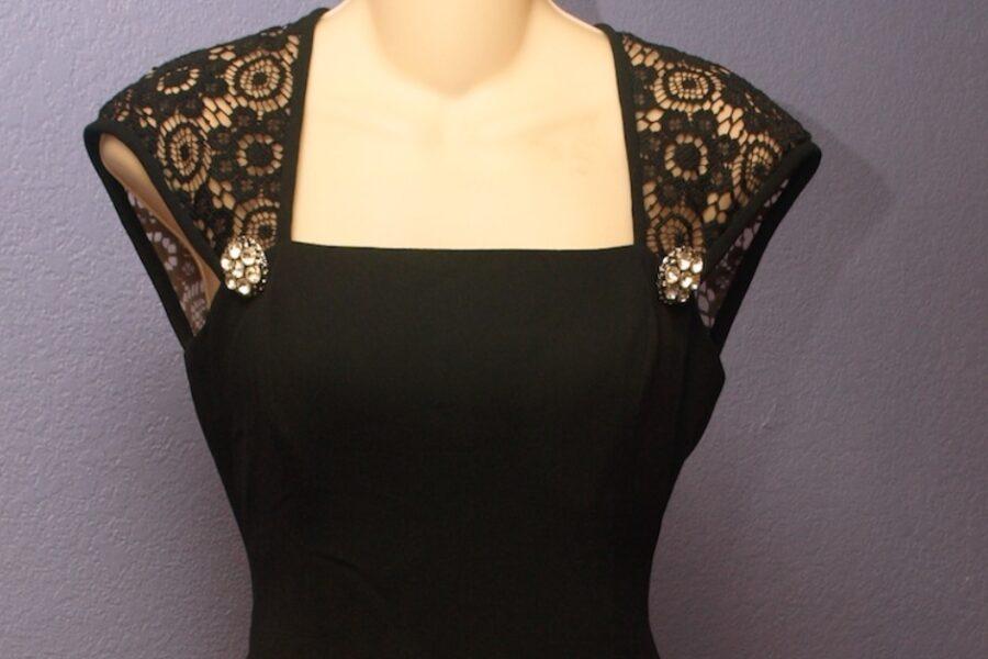 rochii prinse cu clipsuri sau accesorii tip clipsuri pentru rochii în stil vintage anii 1930