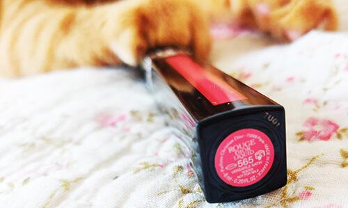 ruj lichid satinat Rouge Dior Liquid_nuanța 565 Versatile Satin_review