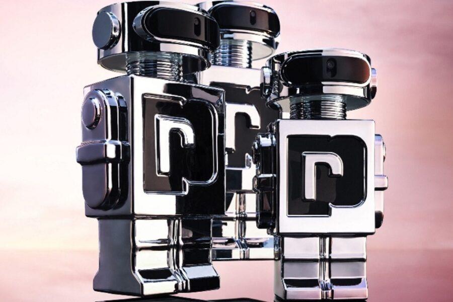 Paco_Rabanne_Phantom_primul parfum conectabil cu telefonul prin NFC și cel mai recent parfum Paco Rabanne