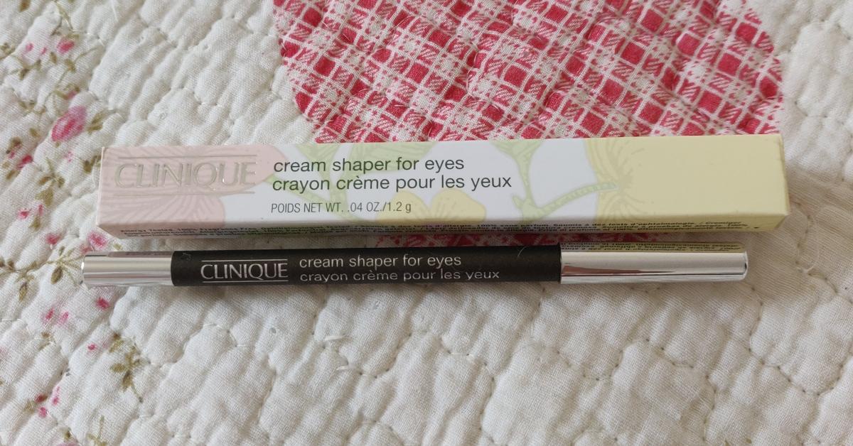 creion de ochi Clinique Cream Shaper For Eyes - nuanța Egyptian 103_review