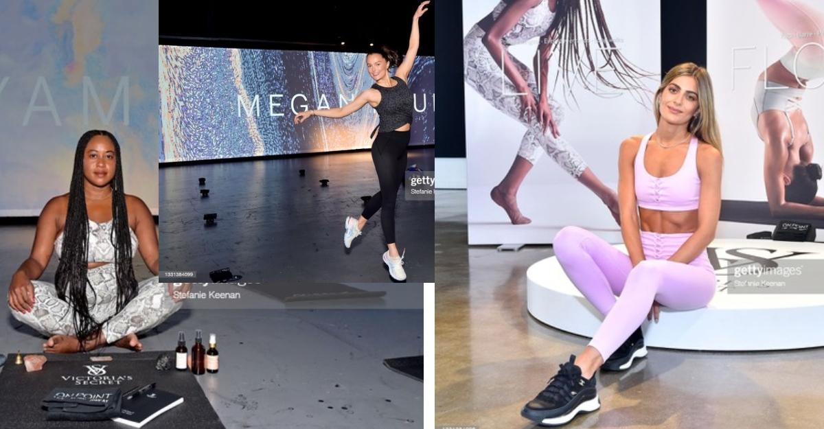 Victoria's Secret lansează colecția On Point cu sportivele care ne inspiră, Eileen Gu, India Bradle