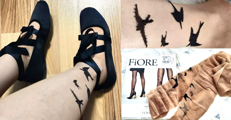 dresuri cu model de tatuaj cu păsări review și păreri cu foto